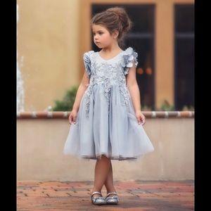 Size 4 little girls fancy dress